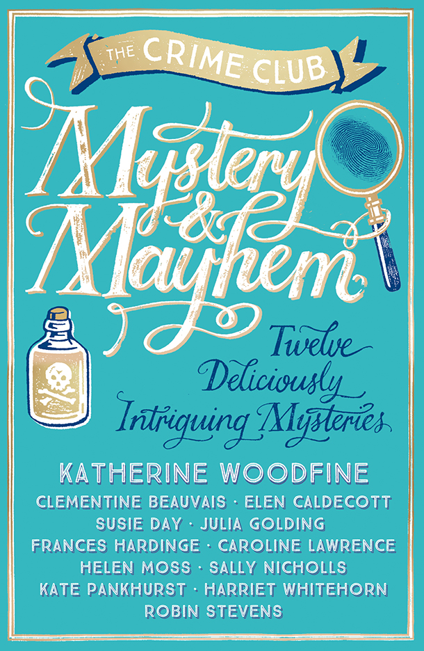 Mystery and Mayhem front cover